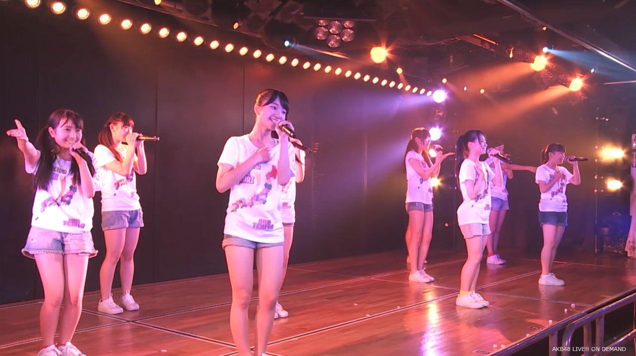 AKB48チーム8 スカートひらり 20140805 (24)