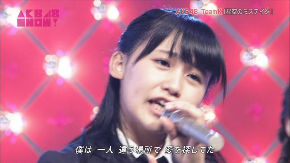 AKB48SHOW チームK 星空のミステイク 20140816 (41)_R