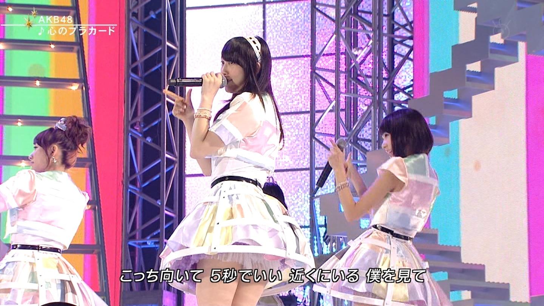 FNS 宮脇咲良 20140813  (16)