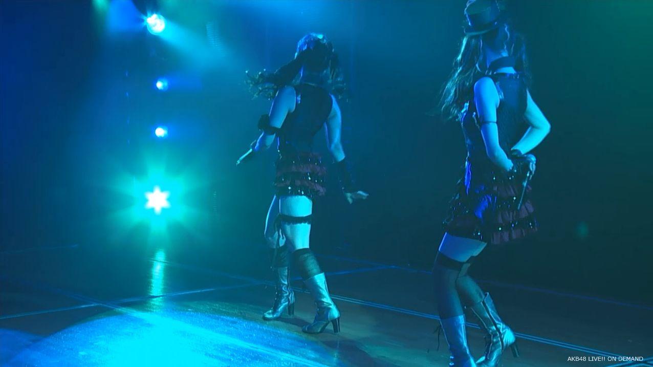 AKB48 チームAツインテール公演 田北香世子 自己紹介&黒い天使 (9)