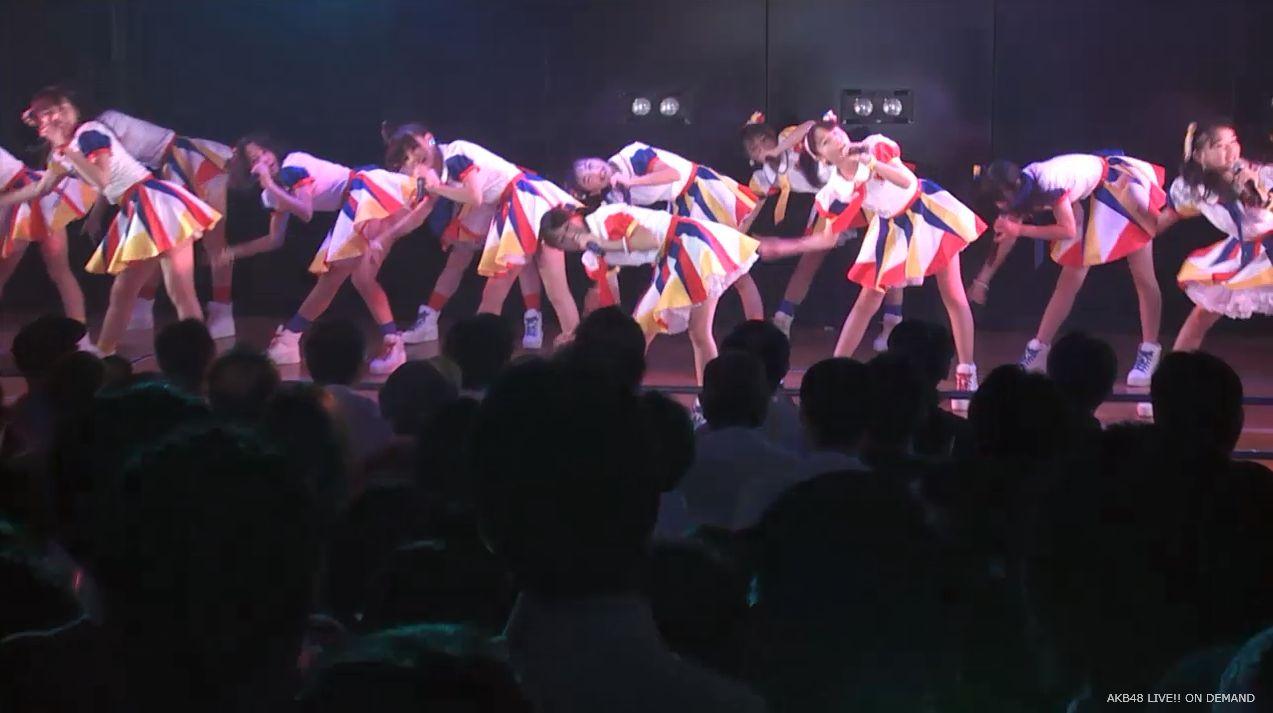 チーム8坂口渚沙 劇場公演デビュー 20140806 (141)