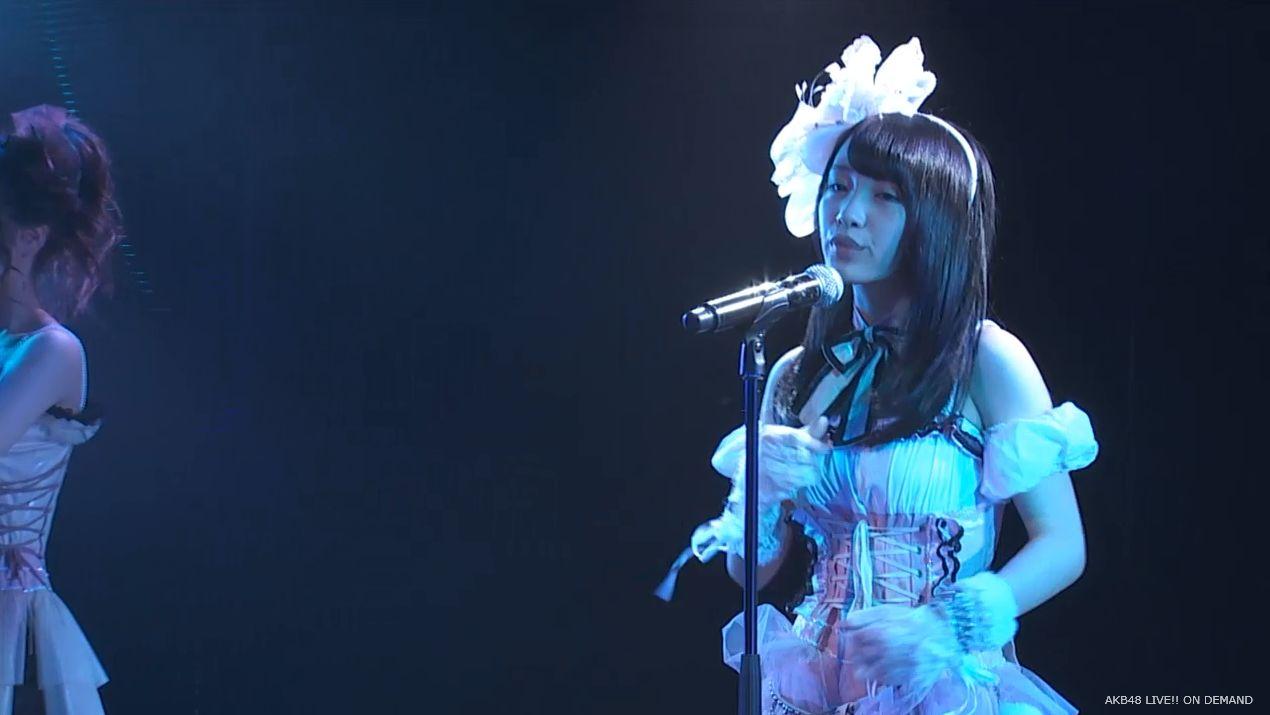 AKB48向井地美音 チーム4公演 残念少女 20140731 (23)