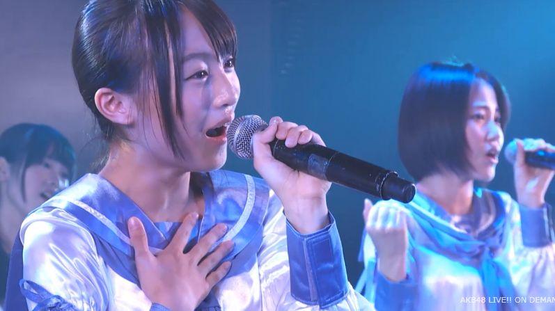 チーム8坂口渚沙 劇場公演デビュー 20140806 (68)