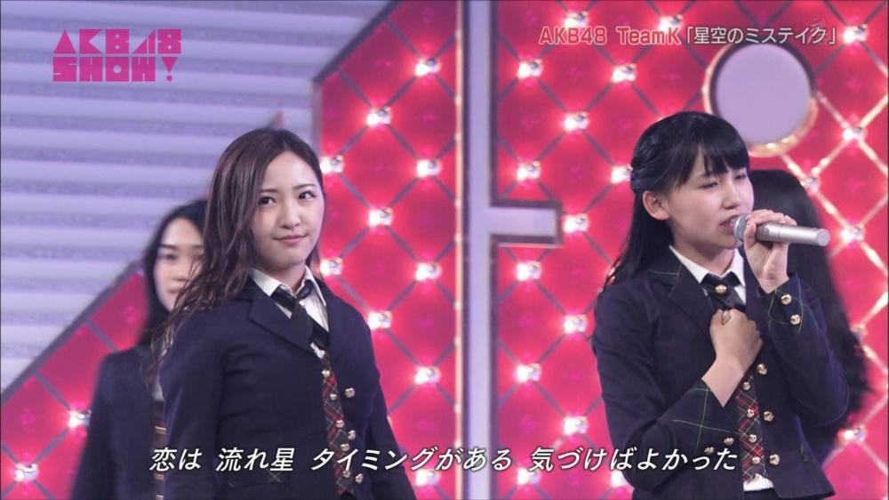 AKB48SHOW チームK 星空のミステイク 20140816 (49)_R