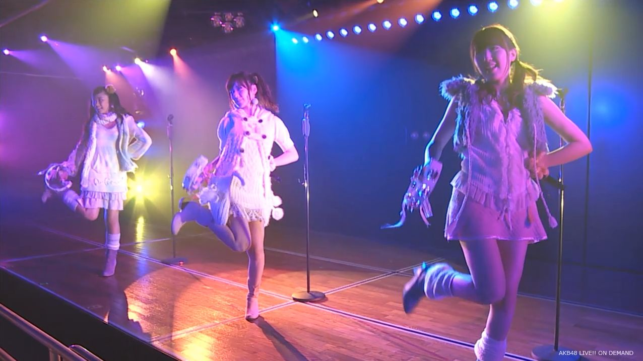 AKB48 チームAツインテール公演  島崎遥香 ハート型ウィルス (30)