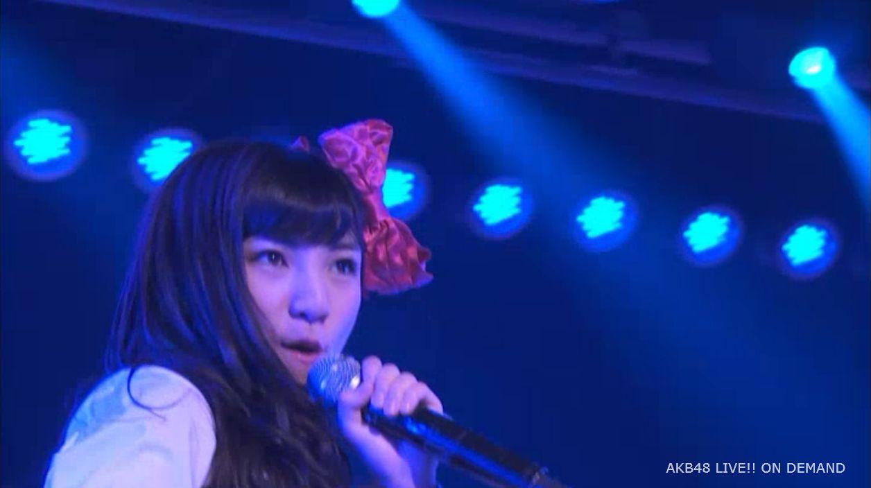 AKB48岡田奈々 口移しのチョコレート (27)
