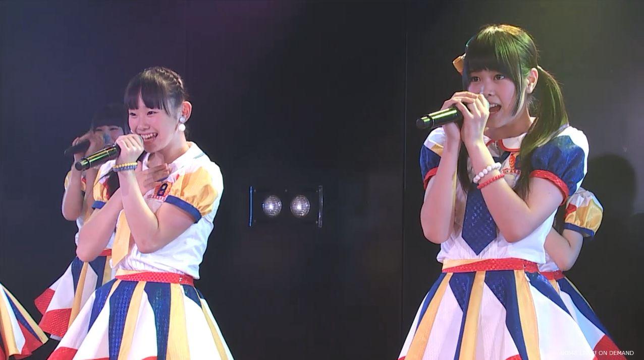 AKB48チーム8 言い訳Maybe 20140805 (9)