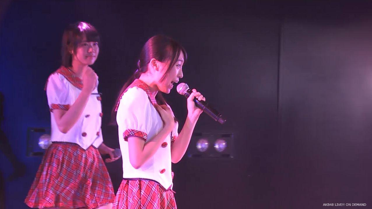チーム8坂口渚沙 劇場公演デビュー 20140806 (34)