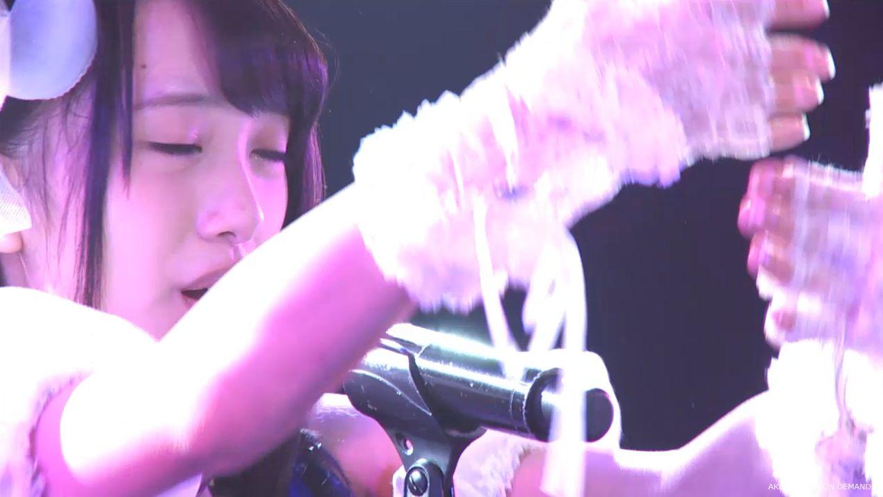 AKB48向井地美音 チーム4公演 残念少女 20140731 (56)