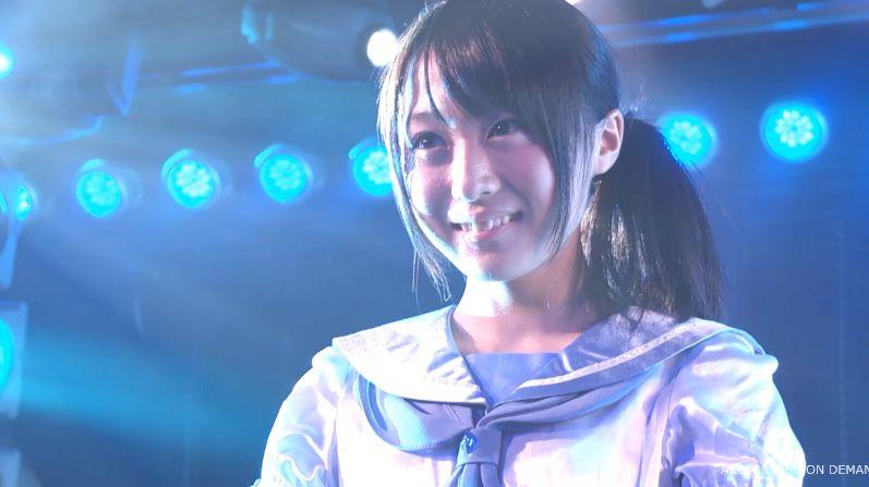 チーム8坂口渚沙 劇場公演デビュー 20140806 (77)