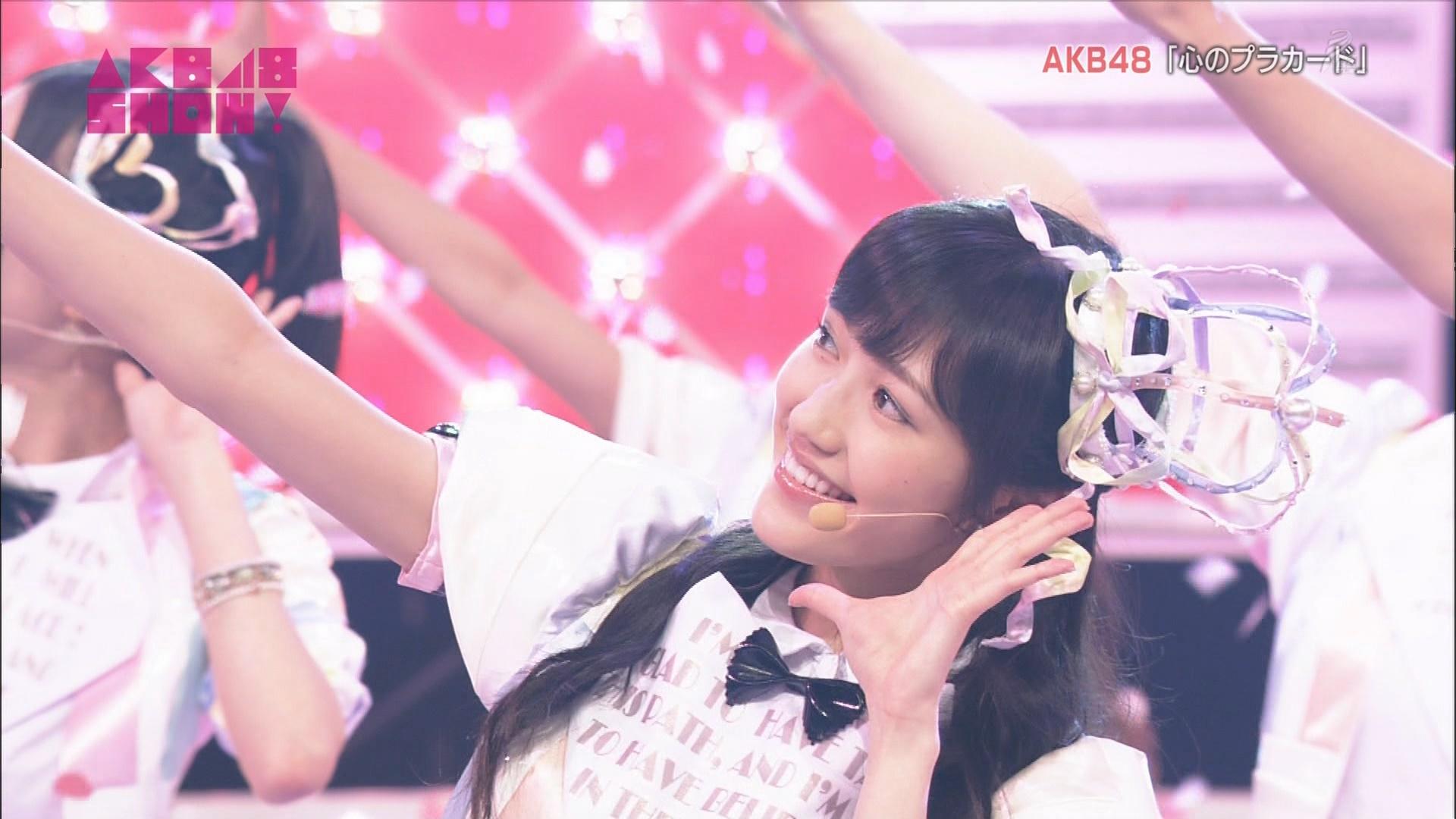AKB48SHOW 心のプラカード 渡辺麻友 20140830 (17)