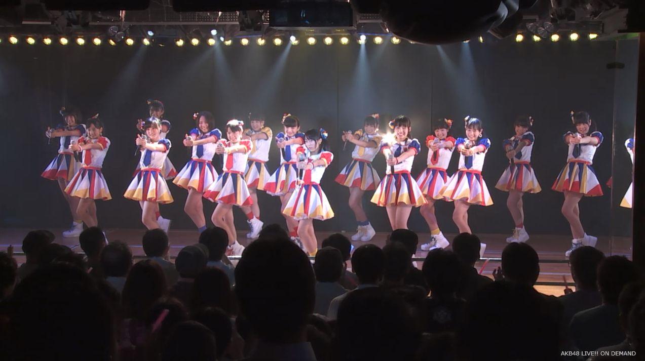 チーム8坂口渚沙 劇場公演デビュー 20140806 (165)