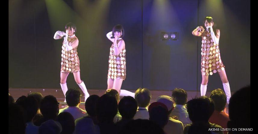 チーム8 「キスはだめよ」(福地礼奈、佐藤栞、岩﨑萌花) (26)