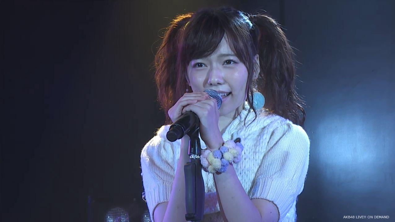 AKB48 チームAツインテール公演  島崎遥香 ハート型ウィルス (3)