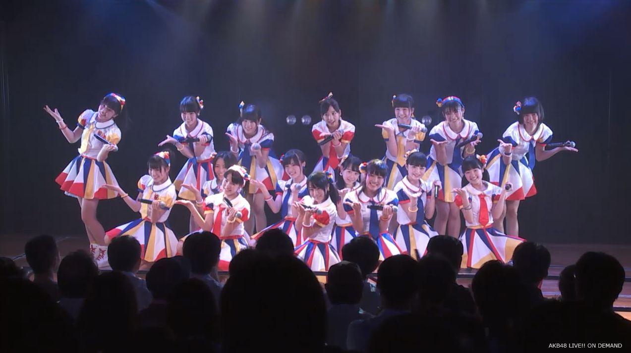 チーム8坂口渚沙 劇場公演デビュー 20140806 (152)
