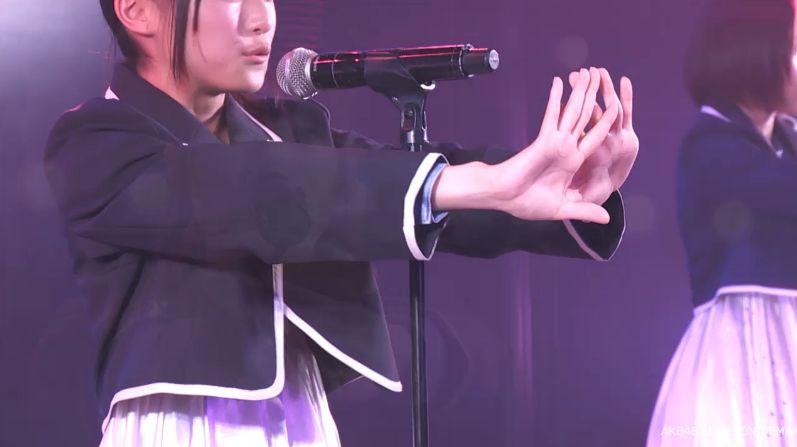 チーム8坂口渚沙 劇場公演デビュー 20140806 (86)