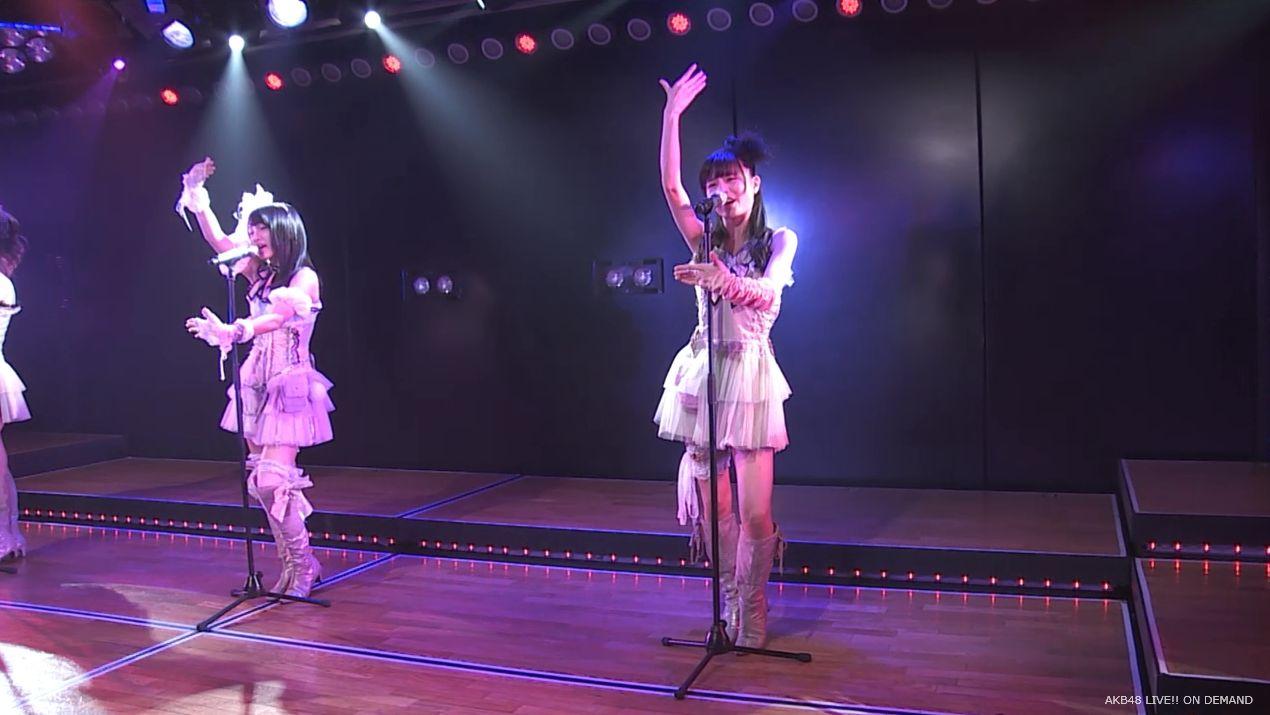 AKB48向井地美音 チーム4公演 残念少女 20140731 (57)