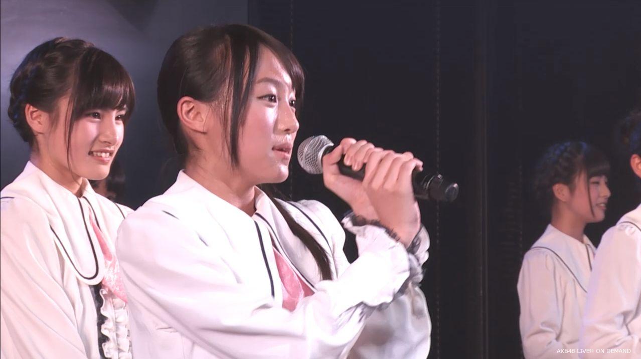 チーム8坂口渚沙 劇場公演デビュー 20140806 (16)