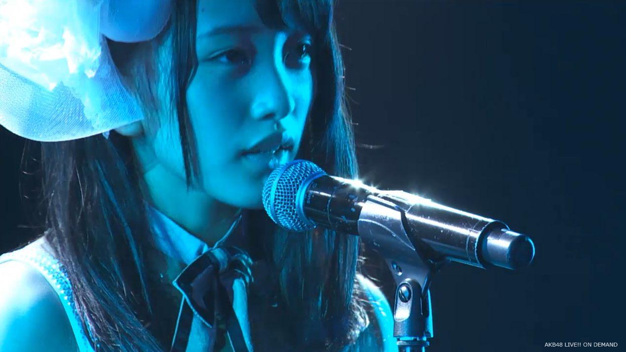 AKB48向井地美音 チーム4公演 残念少女 20140731 (20)
