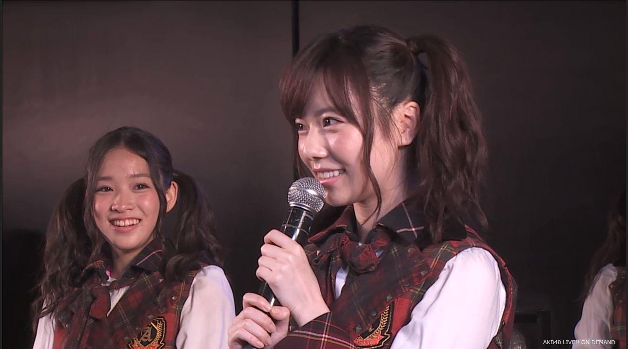 AKB48 チームAツインテール公演  島崎遥香 自己紹介MC (4)