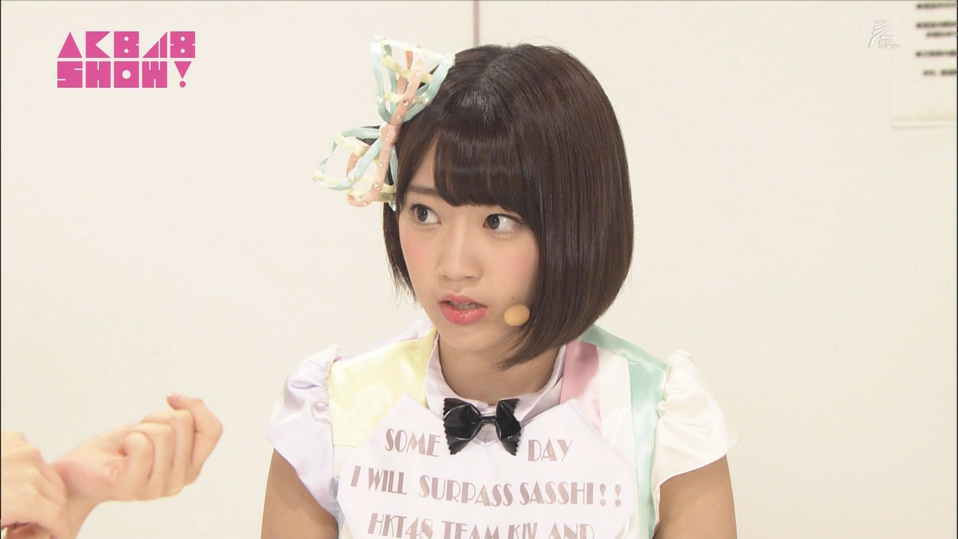 AKB48SHOW 心のプラカード 宮脇咲良 20140830 (3)