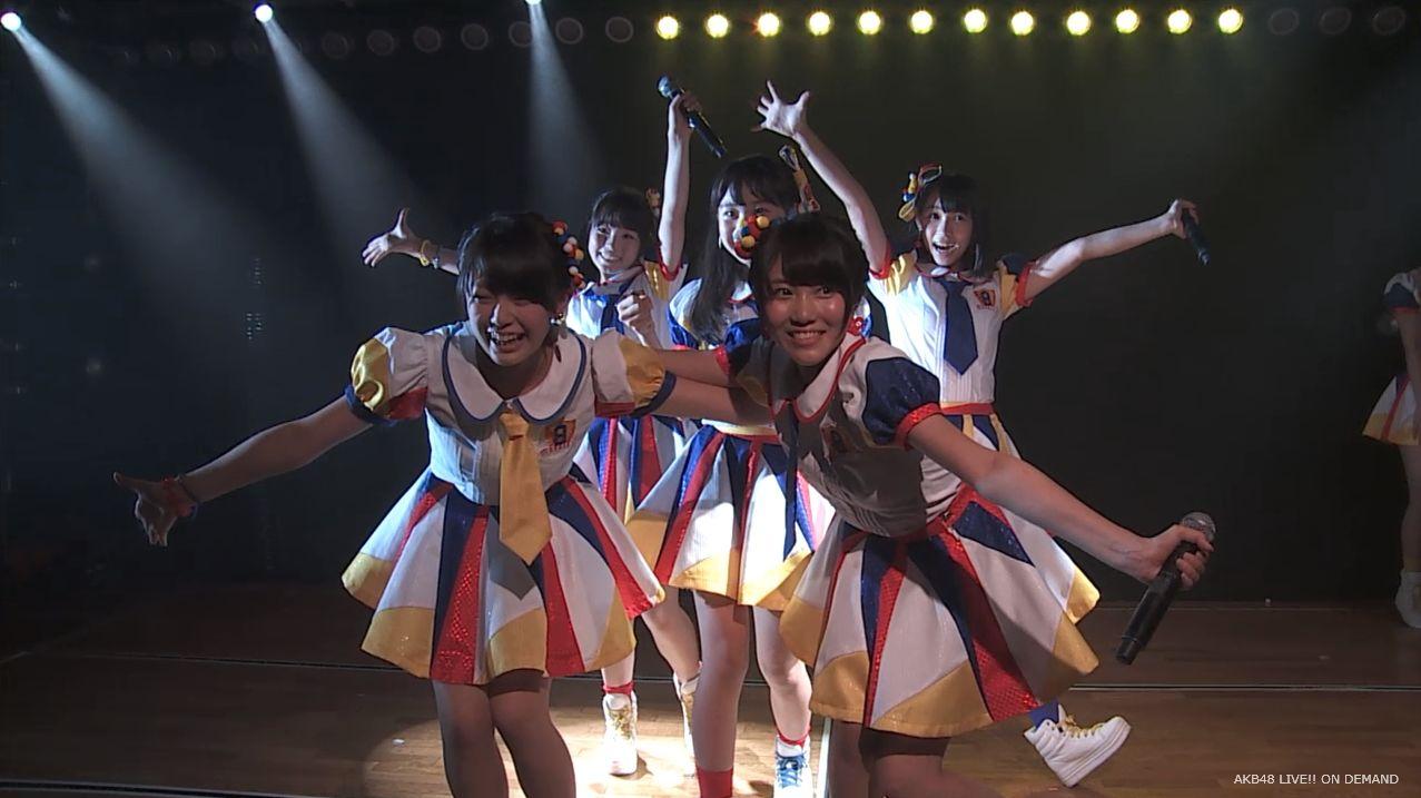 AKB48チーム8劇場公演 「47の素敵な街へ」 (1)