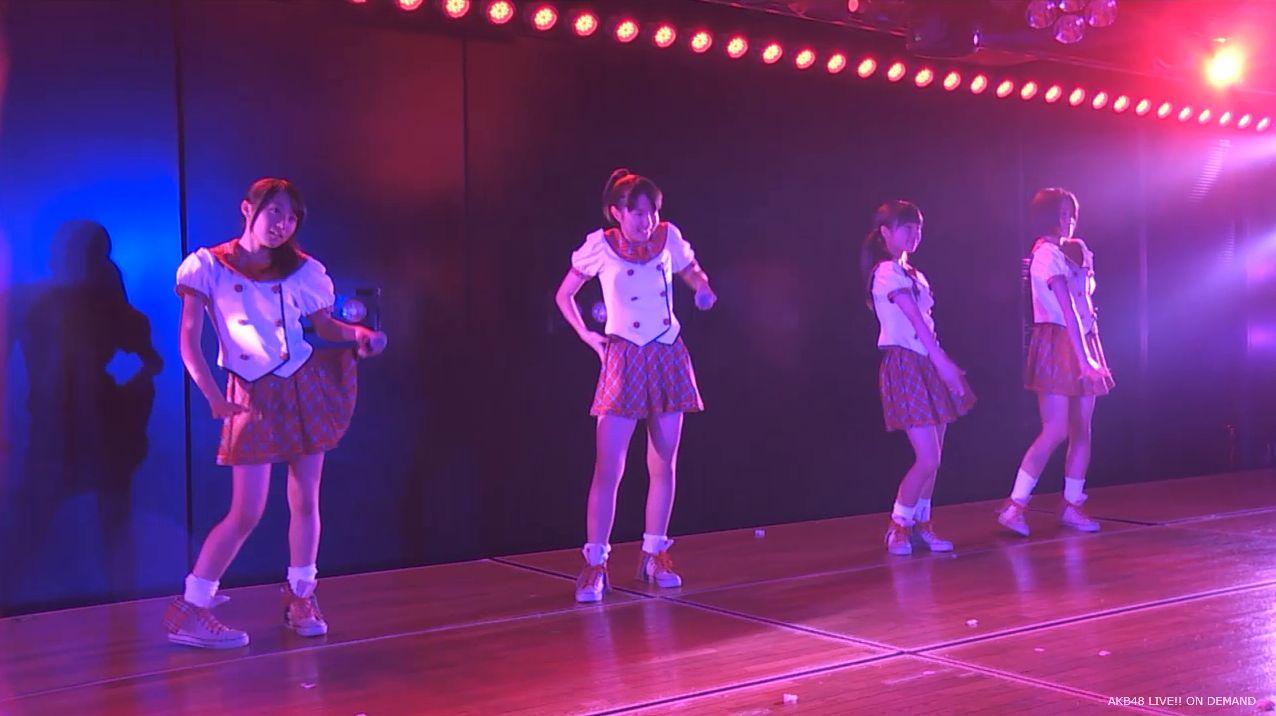 チーム8坂口渚沙 劇場公演デビュー 20140806 (29)