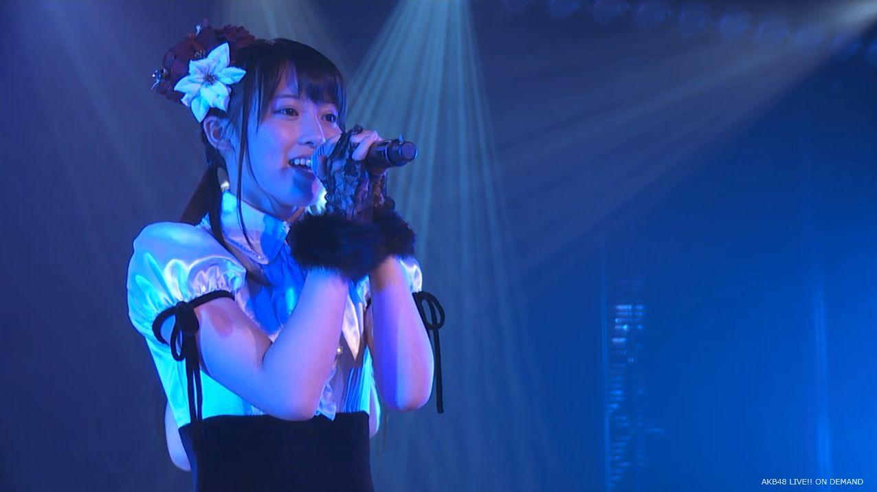 チーム8劇場公演 「あなたとクリスマスイブ」 左伴彩佳 岡部麟 (31)