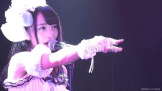 AKB48向井地美音 チーム4公演 残念少女 20140731 (35)