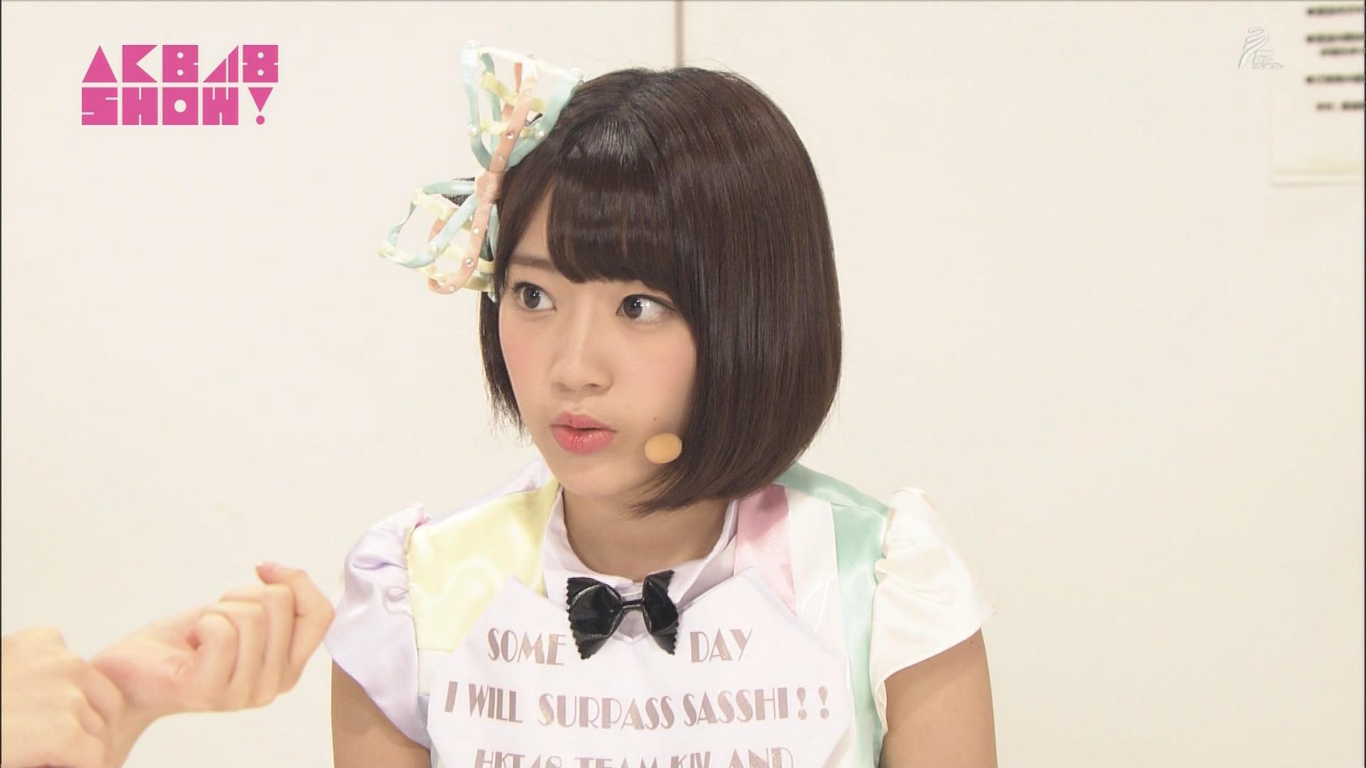 AKB48SHOW 心のプラカード 宮脇咲良 20140830 (4)