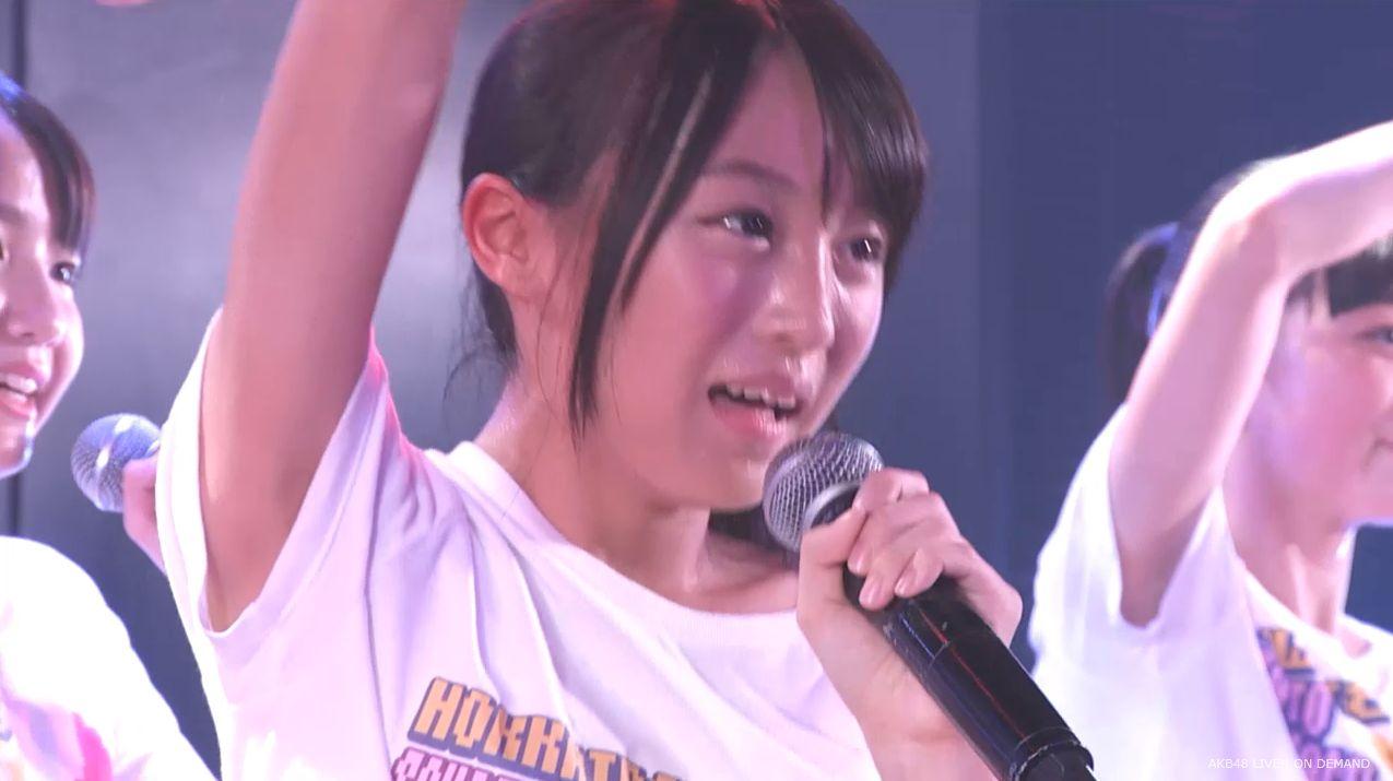 チーム8坂口渚沙 劇場公演デビュー 20140806 (126)