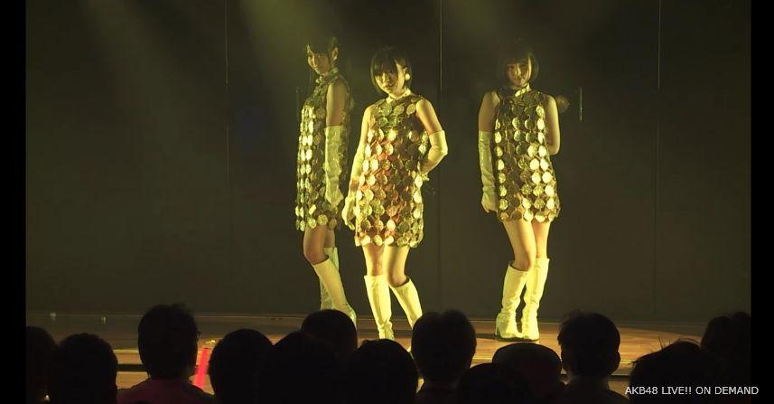 チーム8 「キスはだめよ」(福地礼奈、佐藤栞、岩﨑萌花) (52)
