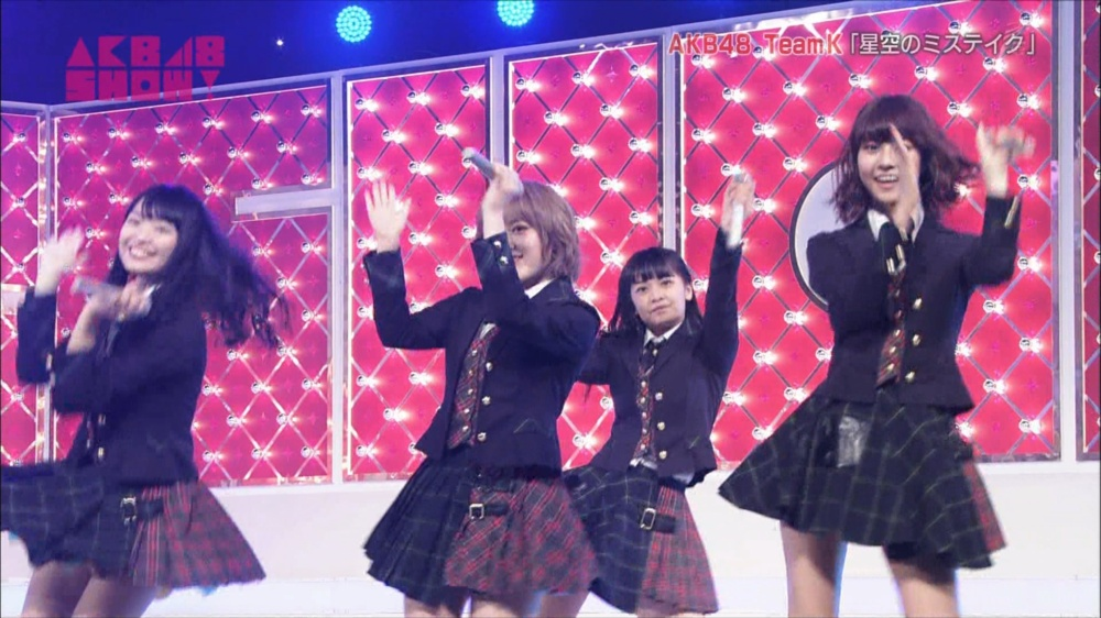 AKB48SHOW チームK 星空のミステイク 20140816 (5)_R
