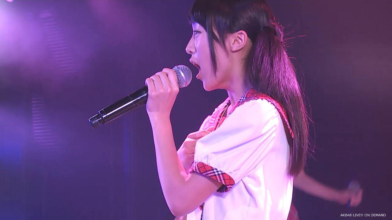 チーム8劇場公演 坂口渚沙 スカートひらり (7)
