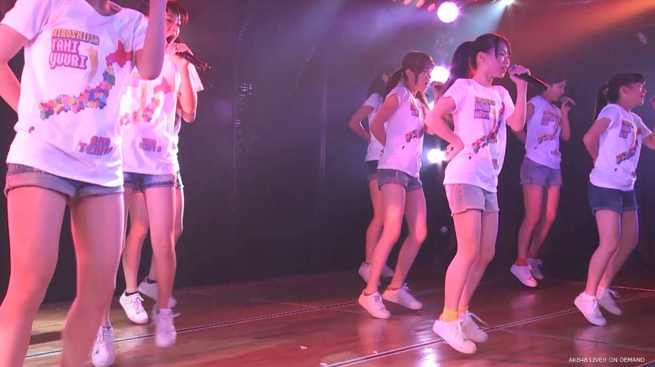 AKB48チーム8 スカートひらり 20140805 (32)