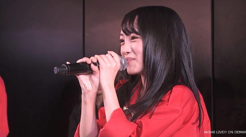 AKB48向井地美音 チーム4公演 自己紹介 20140731 (10)