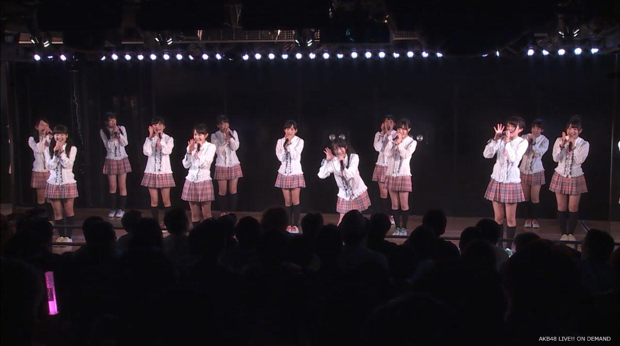 チーム8劇場公演 坂口渚沙 自己紹介MC