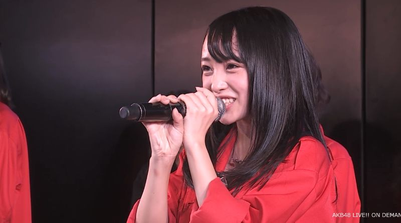 AKB48向井地美音 チーム4公演 自己紹介 20140731 (11)