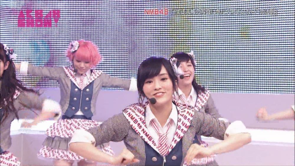 AKB48SHOW NMB48生徒手帳の写真は気に入ってないの法則 20140816 (32)_R