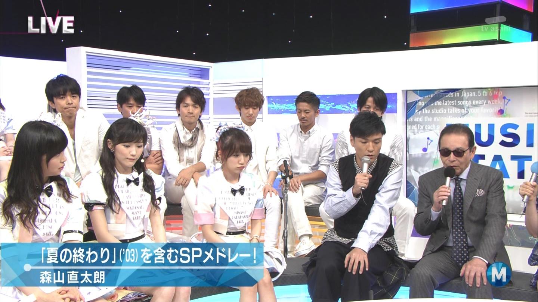 ミュージックステーション AKB48渡辺麻友 心のプラカード 20140829 (47)