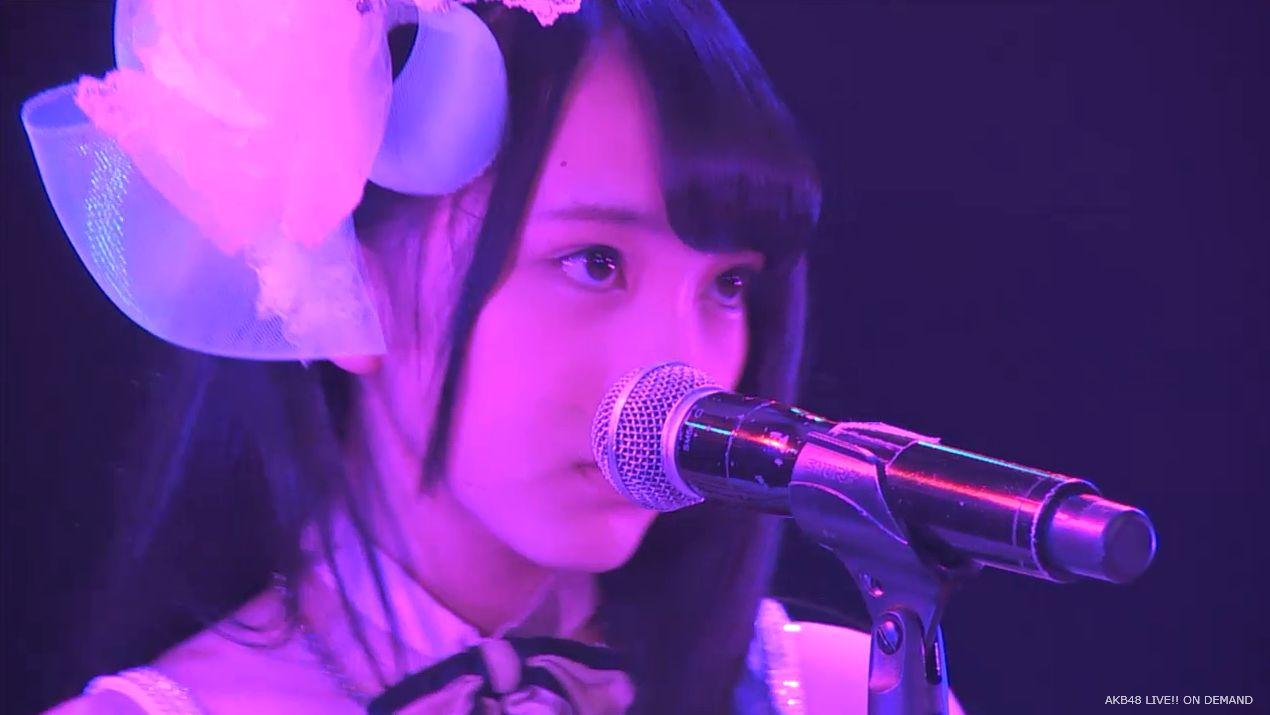 AKB48向井地美音 チーム4公演 残念少女 20140731 (38)
