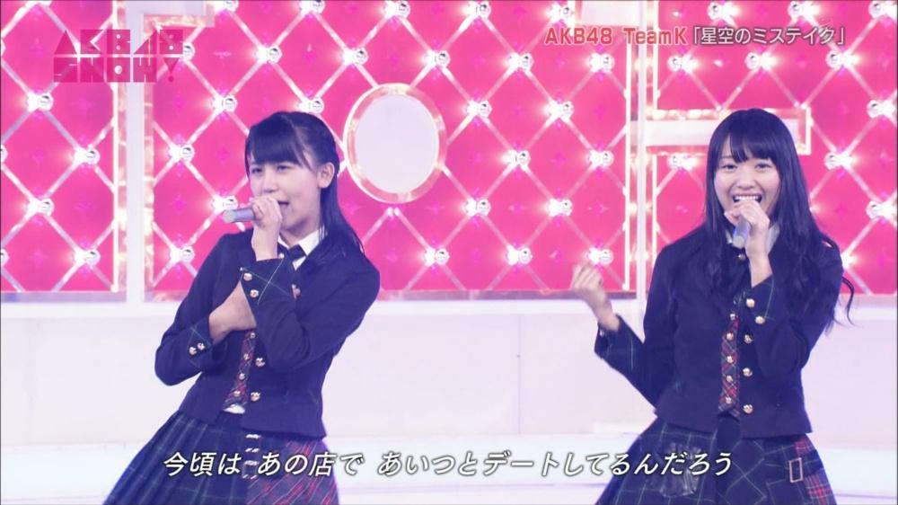 AKB48SHOW チームK 星空のミステイク 20140816 (8)_R