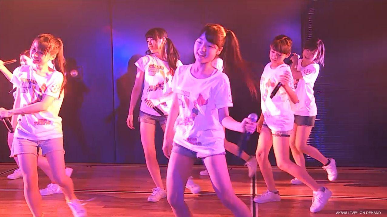 AKB48チーム8 スカートひらり 20140805 (37)