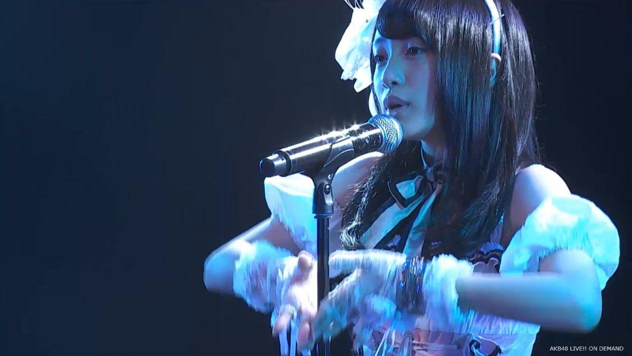 AKB48向井地美音 チーム4公演 残念少女 20140731 (25)