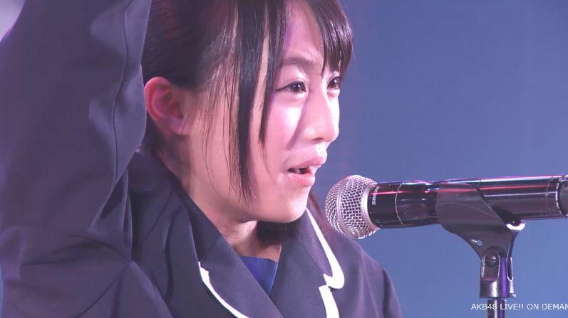 チーム8坂口渚沙 劇場公演デビュー 20140806 (90)