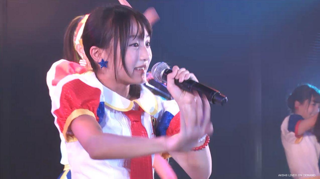 チーム8坂口渚沙 劇場公演デビュー 20140806 (143)