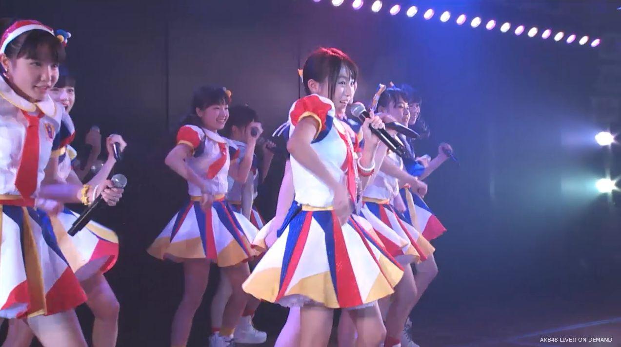 チーム8坂口渚沙 劇場公演デビュー 20140806 (163)
