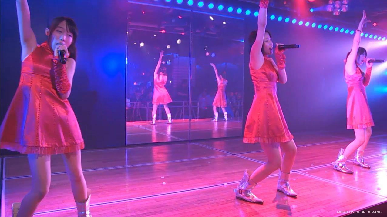 チーム8坂口渚沙 劇場公演デビュー 20140806 (57)