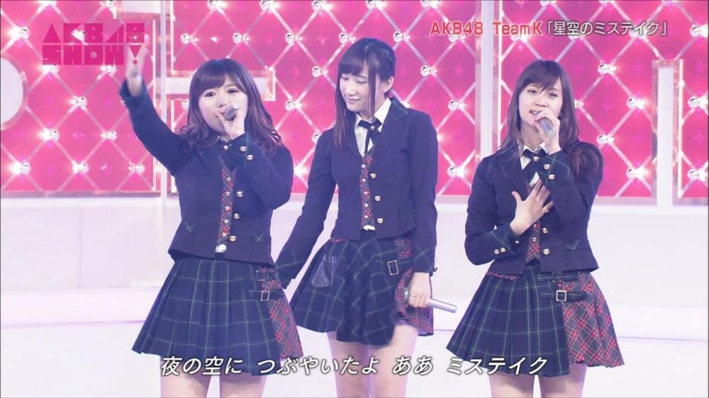 AKB48SHOW チームK 星空のミステイク 20140816 (44)_R