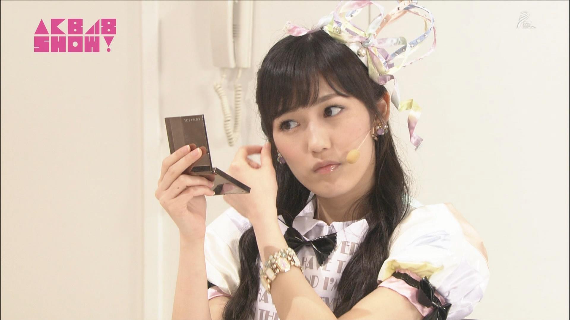 AKB48SHOW 心のプラカード 渡辺麻友 20140830 (2)